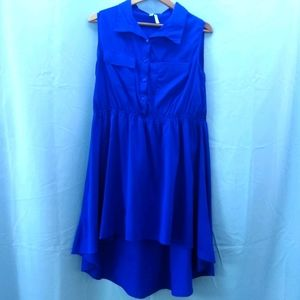 Truth high/low Dress Large